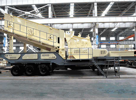 Mobile Stone Crushing Plants In France
